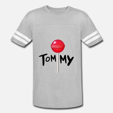 Lollipop Star tommy 01 - Vintage Sport T-Shirt