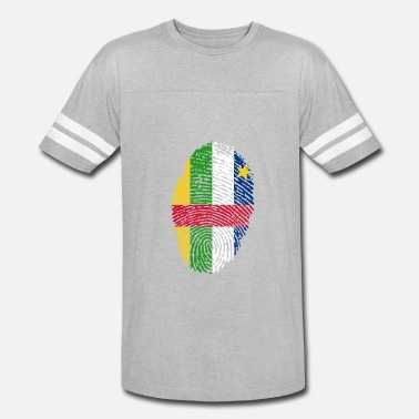 African American Kids central african republic - Vintage Sport T-Shirt