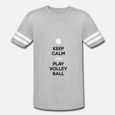 Volleyball Player Volleyball Player - Unisex Vintage Sport T-Shirt