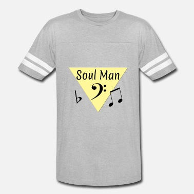 Song Title Soul Man Oldies Song Titles - Vintage Sport T-Shirt