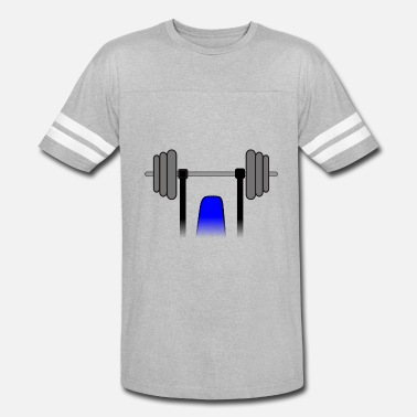 Weight Loss weights - Vintage Sport T-Shirt