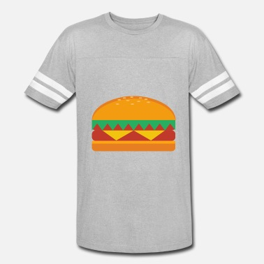 Burgers Fries Want Fries with that Burger? - Vintage Sport T-Shirt