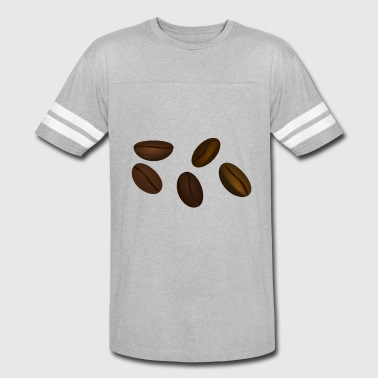coffee beans - Vintage Sport T-Shirt
