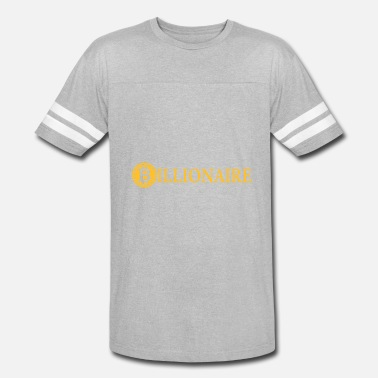 Billionaires Billionaire / Bitcoin Billionaire / Cryptocurrency - Vintage Sport T-Shirt