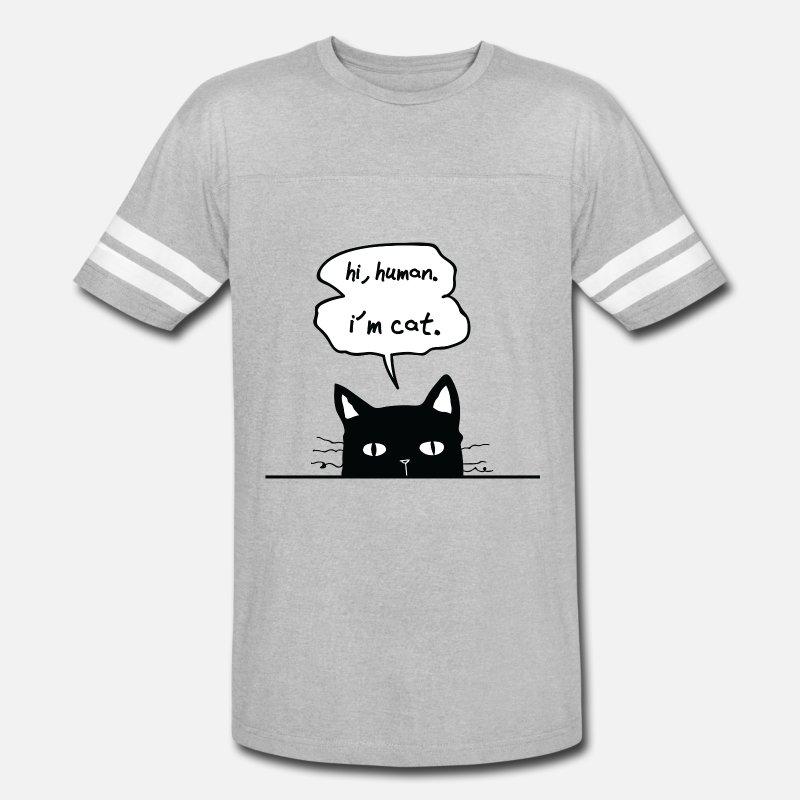 a9b5ae6d Shop I Am A Cat T-Shirts online | Spreadshirt