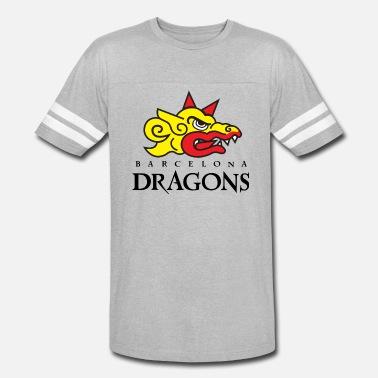 9b21e9d92 Barcelona Dragons Unisex Camouflage T-Shirt