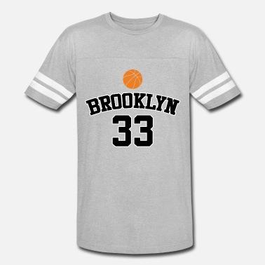 87d9d305 Brooklyn Basketball 33 Men's Premium T-Shirt   Spreadshirt