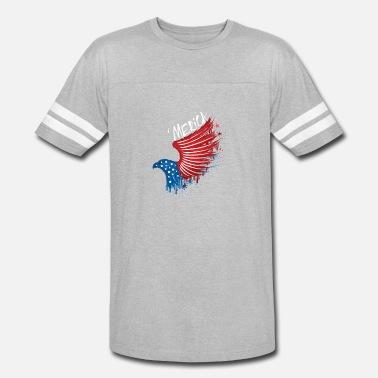 051d93e2 Shop Merica Eagle T-Shirts online   Spreadshirt