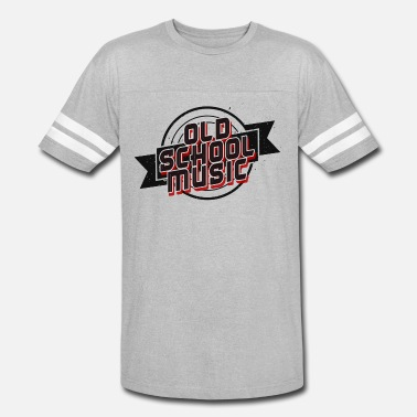 Old School Music Men's T-Shirt | Spreadshirt
