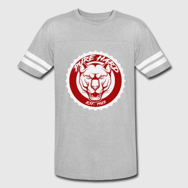red and white phd logo - Vintage Sport T-Shirt