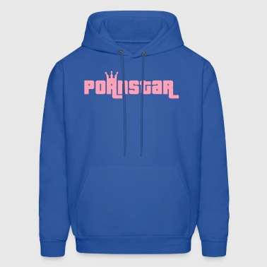 Pornstar King crown - Men's Hoodie