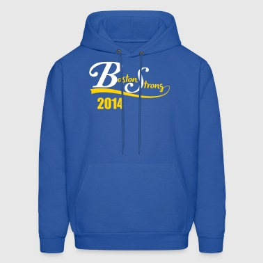 Boston Strong 2014 - Men's Hoodie