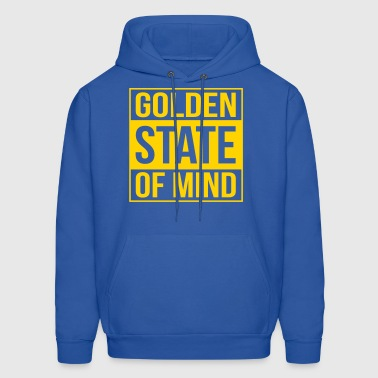 golden state of mind - Men's Hoodie