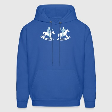 The Chase - Men's Hoodie