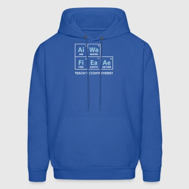 Classical Element Periodic Table - Men's Hoodie