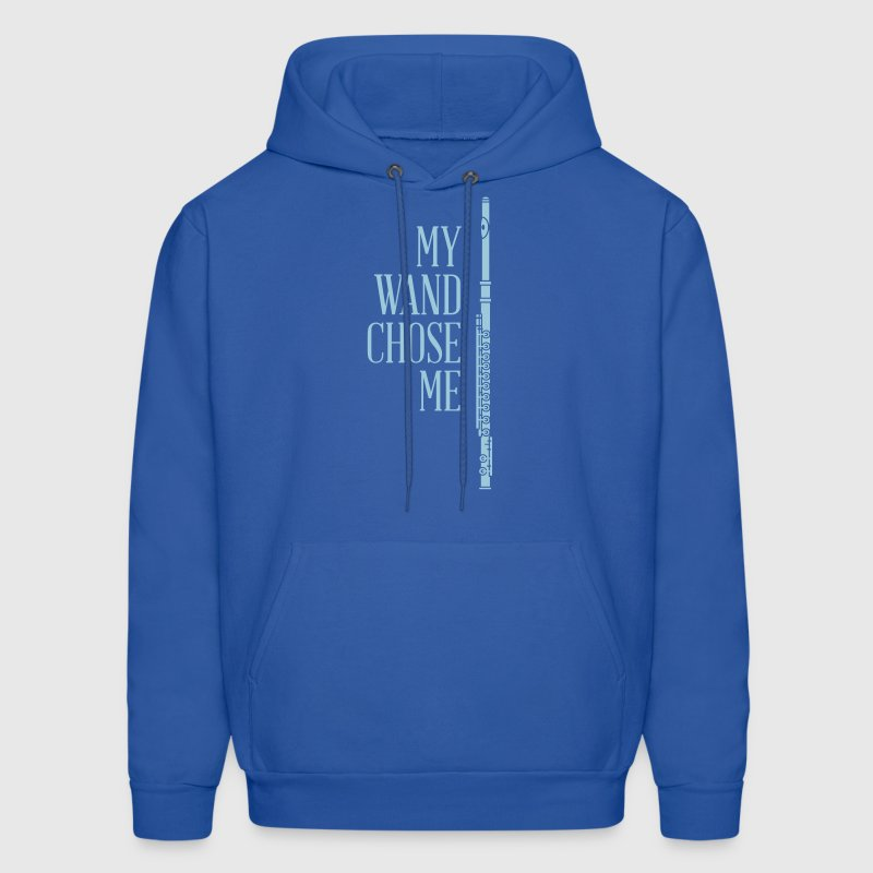 My wand chose me - flute 2 - Men's Hoodie