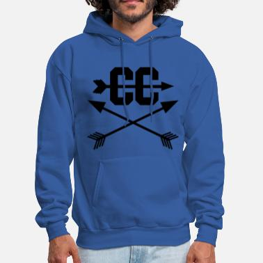 Cross Country cross country arrows - Men's Hoodie