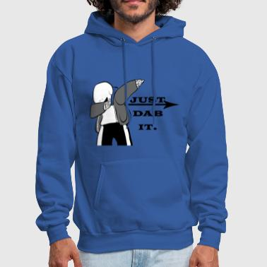 just dab it - Men's Hoodie