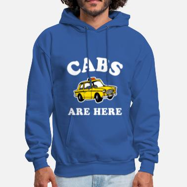 Cabs-are-here-jersey-shore Cabs Are Here - dk - Men's Hoodie