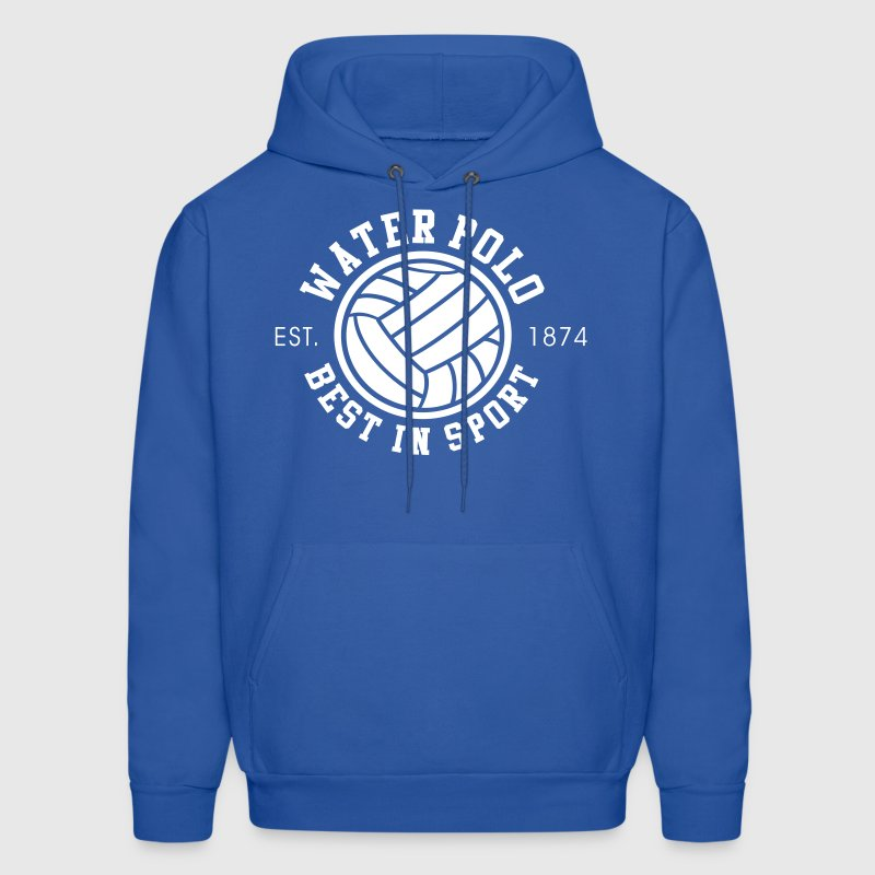 Water Polo - Best In Sport - Since 1874 - Men's Hoodie