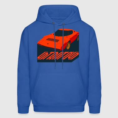 stratos rally - Men's Hoodie