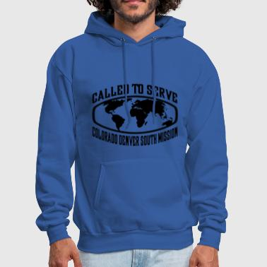 Colorado Denver South Mission - LDS Mission CTSW - Men's Hoodie