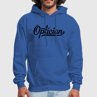 Optician optician - Men's Hoodie