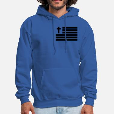 United States of Faith - Men's Hoodie