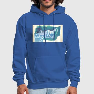 together - Men's Hoodie