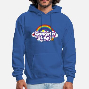 Gangsta Rap Gangsta Rap - Men's Hoodie