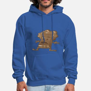 Food Dead chocolate - Men's Hoodie