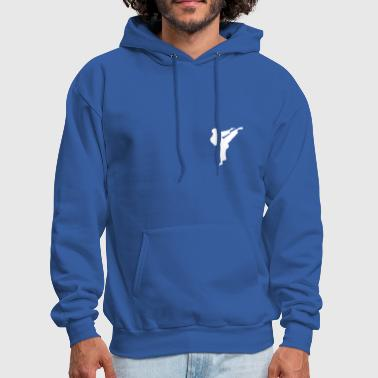 karate guy - Men's Hoodie