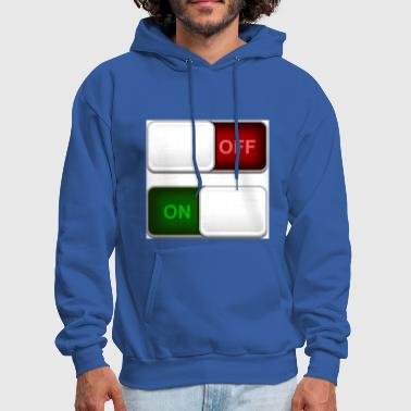 switch - Men's Hoodie
