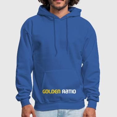 Golden Ratio Golden ratio - Men's Hoodie
