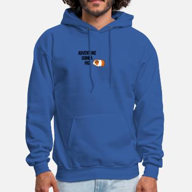 Youtuber Merch Adventure Guinea Pig Merch youtube - Men's Hoodie
