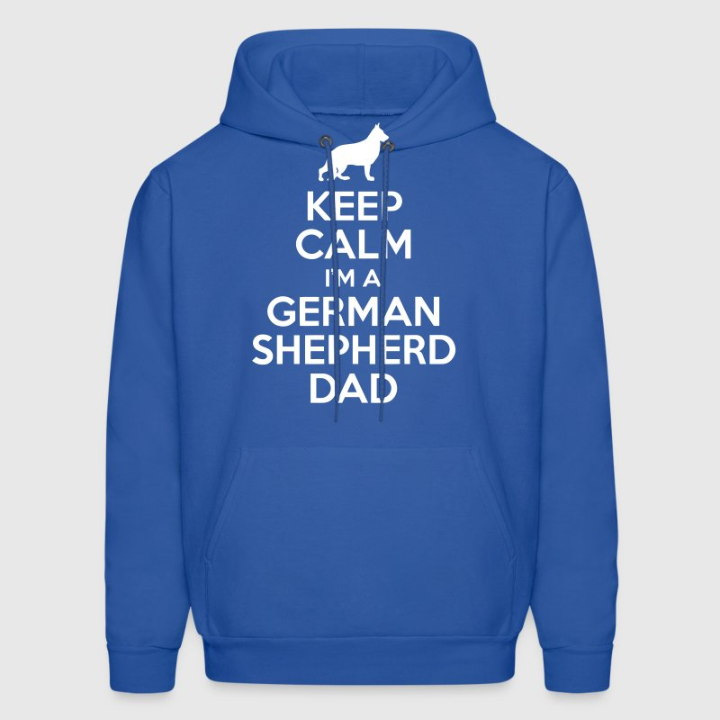German Shepherd Dad - Men's Hoodie