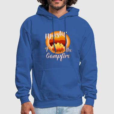Master Master of the Campfire - Men's Hoodie