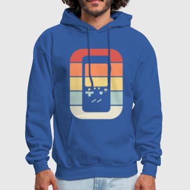 Retro Brick Game Video Game Console - Men's Hoodie