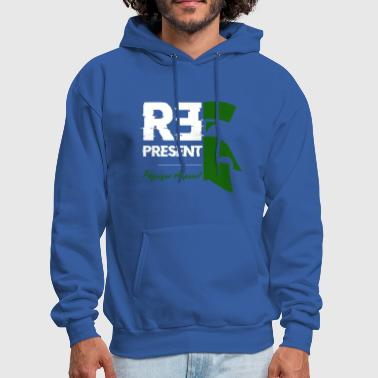 repstate - Men's Hoodie