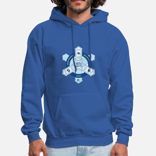 04cd5a065f1f Facebook Secret Illuminati Logo NWO Men s Hoodie