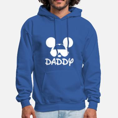 Mickey Mouse Mickey Mouse Dad w - Men's Hoodie