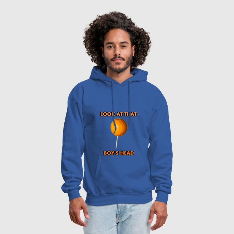 Like An Orange On A Toothpick - Men's Hoodie