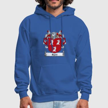Ryan Family Crest Apparel Clothing Shirt - Men's Hoodie