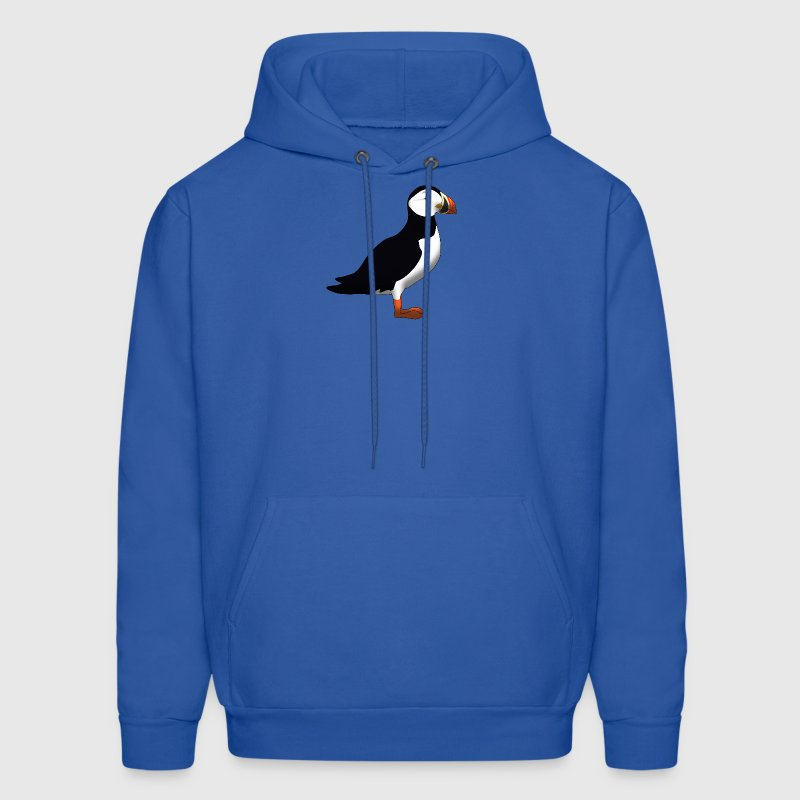 puffin - Men's Hoodie
