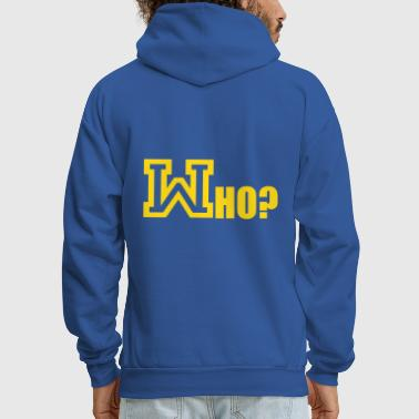 Michigan who? - Men's Hoodie