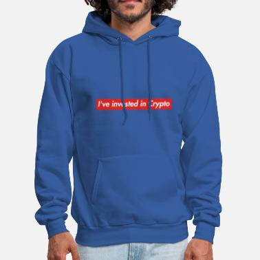 Invested in Crypto - Men's Hoodie