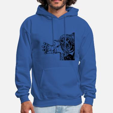Snake Eyes Monster Snake Eye - Men's Hoodie