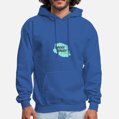 Daddy To Be Daddy Daddy - Men's Hoodie