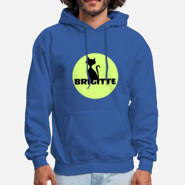 Name Day Brigitte name first name - Men's Hoodie