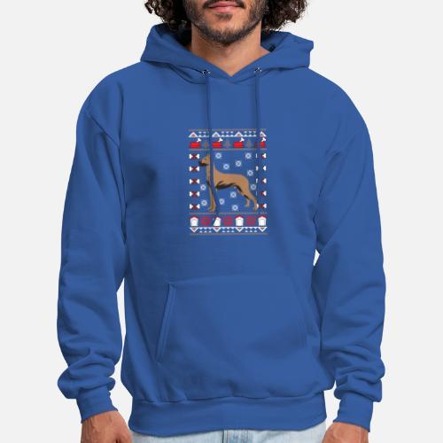 Great Dane Ugly Christmas Sweater Holiday T-Shirt by matt76c ...